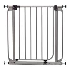 Pressure Mounted Baby Gate The Dreambaby Dawson Swing Closed Security Gate Is A Pressure