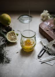edible gifts how to make infused honey hortus natural cooking