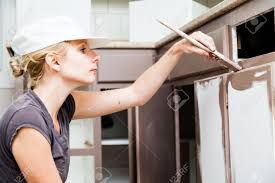 repair kitchen cabinets stock photos royalty free repair kitchen