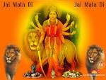 Wallpapers Backgrounds - Beautiful Maa Durga Wallpapers