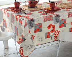 nappe ronde enduite 160 art2latable vente de nappe en toile cirée pas chères art2latable fr