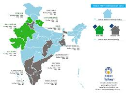 Map Policy Lipikas Publications U2013 India Net Metering Map 2015 Germi
