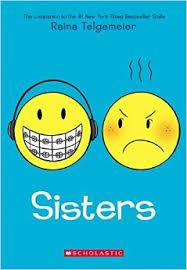 Image result for sisters by raina telgemeier
