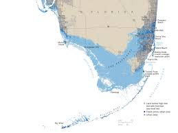 Map Of Clearwater Florida Treading Water Map Florida In 2100 National Geographic Magazine