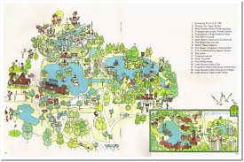 Printable Map Of Disney World Imaginerding Disney Books History Links And More August 2010