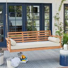 Deep Seat Patio Chair Cushions Porch Swing With Cushions Cushions Decoration