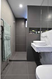 tiles bathroom ideas beautiful bathroom ideas grey tiles and