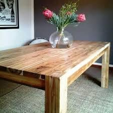 best 25 chunky dining table ideas on pinterest farm style