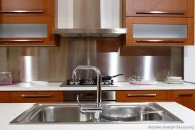 Backsplash For Kitchen Ideas Kitchen Stainless Steel Tile Backsplash And Kitchen Ideas Tiles