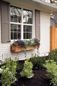 ideas about ranch house landscaping makeovers planters for