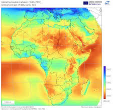 Africa Map Game by Renewable Energy Resources Library Index Global Energy