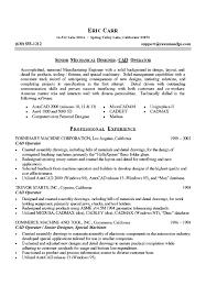 Google Resume Examples by Download Experienced Mechanical Engineer Sample Resume