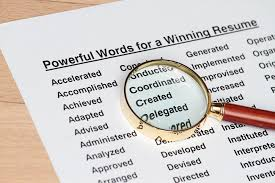strong words for resumes 100 most powerful resume words work it daily