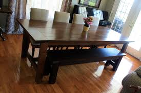 high quality wood dining bench reclaimed room table with benches