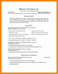 Resume For College Student Sample by 6 College Students Resume Resumes Great