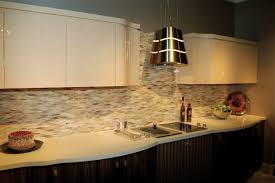 rustic subway tile backsplash design amazing antique double bowl