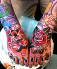 Hand Tattoos for Women Pictures