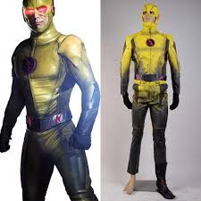 Flash Halloween Costumes Reverse Flash Cosplay Tv Series Reverse Flash Halloween Party