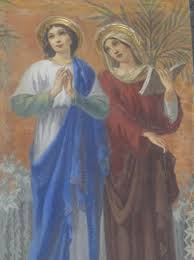 Saints Emiliana and Tarsilla