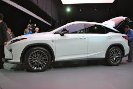 2012 lexus rx 350 price new the 2016 lexus rx tries to have fun by copying its little brother
