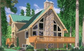 small beach house plans cottage home contemp hahnow