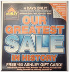 ashley furniture black friday sale ashley furniture historical black friday ads black friday archive