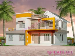 exterior design of fusion house freelancers 3d model loversiq
