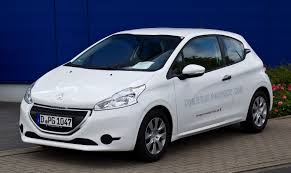 peugeot electric car peugeot 208 archives the truth about cars