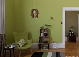 Dulux Color Trends  Popular Interior Paint Colors - Green paint colors for living room