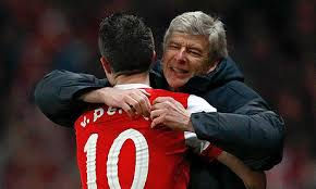 Liverpool Arsenal vidéo but Van Persie (2 1)