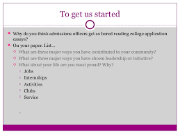 Personal Statement Essay Examples For Scholarships Timmins Martelle