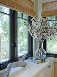 large kitchen window treatments hgtv pictures u0026 ideas hgtv