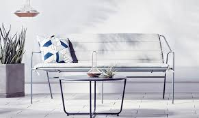 Modern Outdoor Sofa by Modern By Dwell Magazine Outdoor Collection Dwell