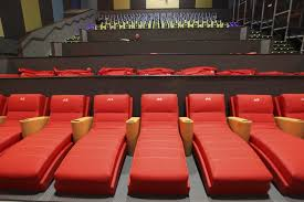 home theater seating san diego new vista cinema offers smells rain fog with your popcorn the