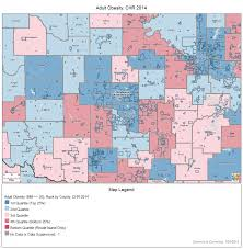 Oklahoma City Map Revitalizing Oklahoma City To Build A Healthier Community