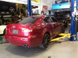 lexus isf parts monster motorsports south florida late model muscle car tuning