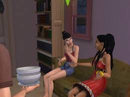 Mod The Sims   The Sims     Female Sims  v    Although they are at each other     s throats most of the time  due to Guadalupe dating Dove     s cousin and another boy at the same time   Guadalupe Newson and