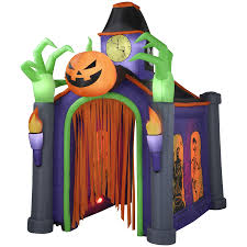 Inflatable Halloween Train by Shop Halloween Inflatables At Lowes Com