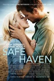 Movies safe haven 2013