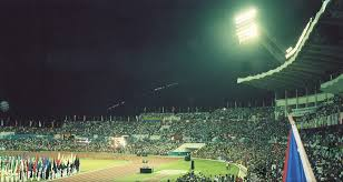 Estadio Panamericano Havana