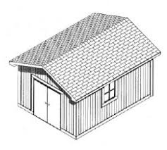 Free Saltbox Wood Shed Plans by Shed Plans Storage Shed Plans Free Shed Plans Build A Gable