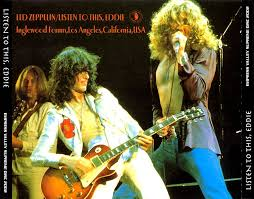 Led Zeppelin in Los Angeles