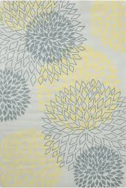 Yellow And Gray Living Room Rugs Gray And Yellow Area Rug Gallery Of Stunning 2275810525 On Design