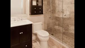 Bathroom Shower Design by Walk In Shower Designs For Small Bathrooms Youtube