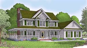 Wrap Around Porch Floor Plans 100 Farmhouse Plans With Porch Best Image Of Ranch Style