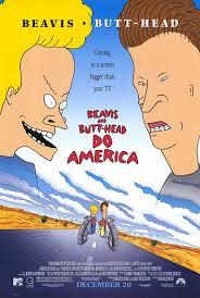 Beavis et Butt-Head se font l'Amerique