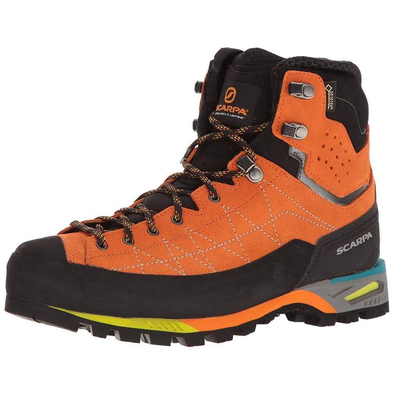 Scarpa Zodiac Tech GTX Mountaineering Boots Tonic Medium 45.5 71100/200.1-Ton-45.5