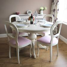 Dining Room Sets With Round Tables Home Design Ideas Shabby Chic Dining Table And Chairs Project