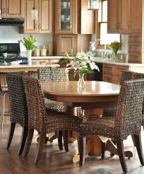 Chairs For Kitchen Table by Jennifer Rizzo U0027s Kitchen Refresh Featuring Pottery Barn Seagrass