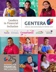 Cv Inclusion by Lacp 2015 Vision Awards Annual Report Competition Gentera S A B